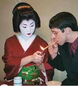 sự khác biệt giữa vợ Nhật và Tàu