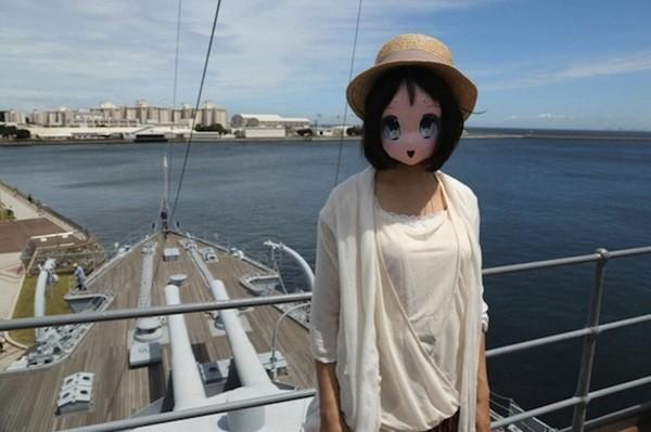 mặt nạ anime