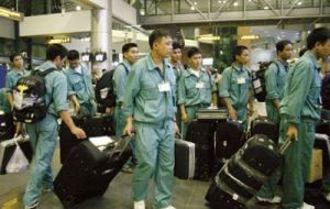 lao động xuất khẩu