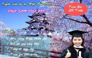 Quy trình du học Nhật Bản
