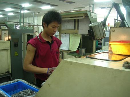 Lao động Việt Nam làm việc tại Đài Loan tăng cao