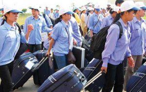 Xuất khẩu lao động