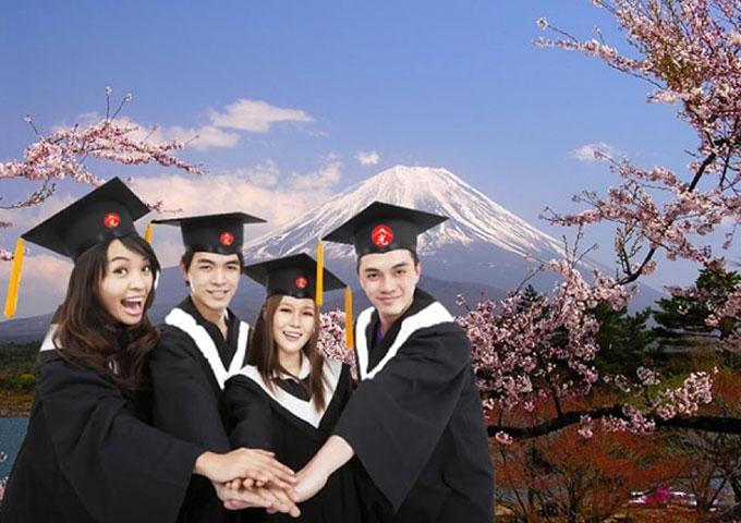 Kinh nghiệm đi du học Nhật Bản 2017