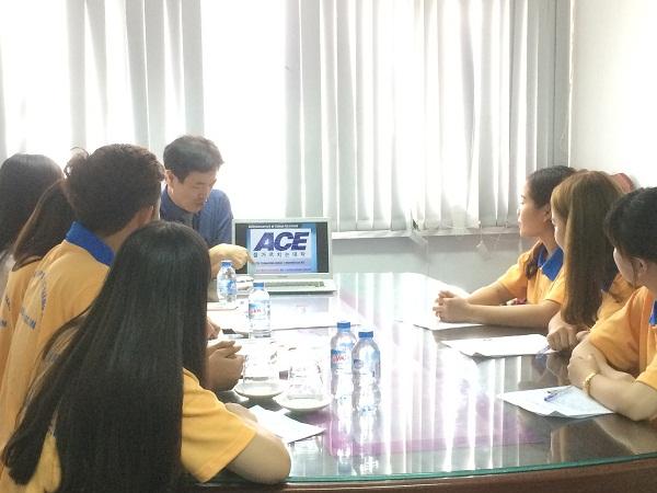 trường sun moon tuyển sinh tại công ty thăng long