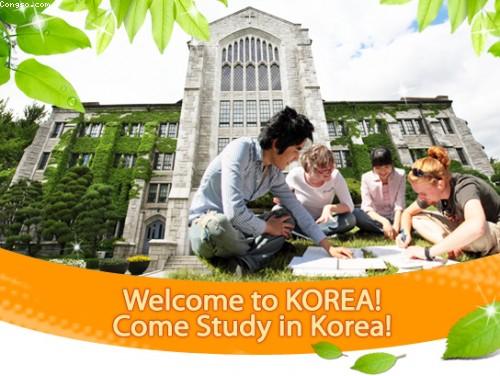 điều kiện để du học Hàn Quốc