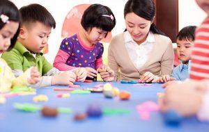 Du học Hàn Quốc ngành giáo dục mầm non