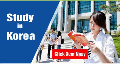 Thủ tục đăng ký tham gia các hình thức du học tại Hàn Quốc