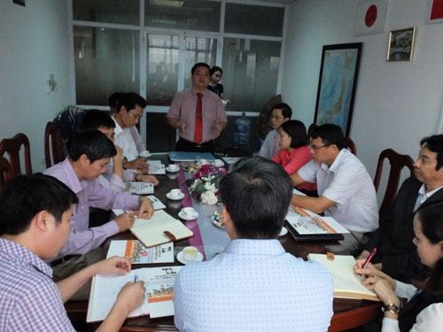 chương trình hợp tác giáo dục giữa Thăng Long OSC và trường CĐ công nghệ Hà NỘi