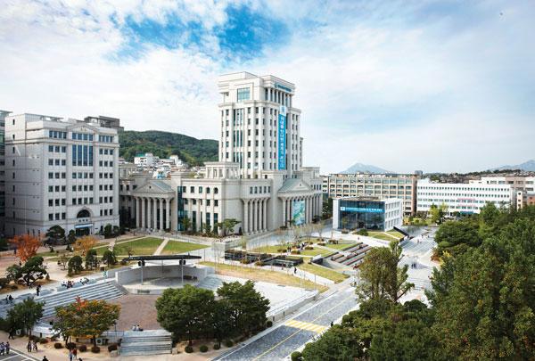 Thành tựu nổi bật đại học Dongshin