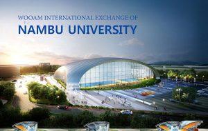 Trường Đại Học Nambu Hàn Quốc