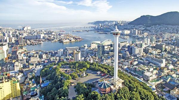 Thành phố Busan Hàn Quốc