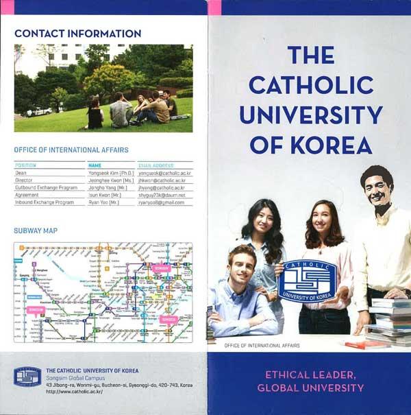 Đại học catholic hàn quốc