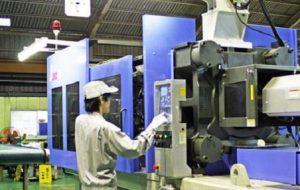 Đơn hàng đúc nhựa tuyển 6 nam đi xkld Nhật Bản