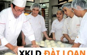 Đơn hàng làm bánh ngọt tại Đài Bắc, Đài Loan