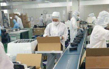 Đơn hàng đi XKLĐ Nhật Bản đóng gói tại Fukuoka