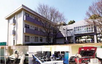 trường Cao đẳng Công nghệ ô tô Nakanihon, Nhật Bản