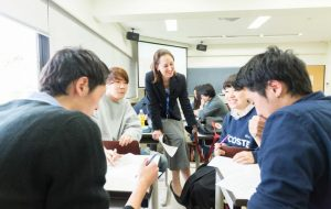 các trường đại học dạy bằng tiếng anh ở Nhật