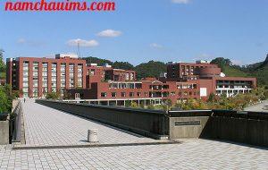 trường đại học Tottori Nhật Bản