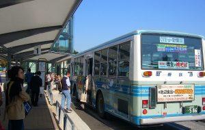 Đi xe buýt tại Nhật Bản và những điều bạn nên biết