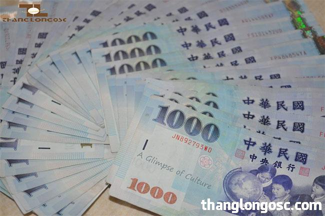 thu nhập tại đài loan cao
